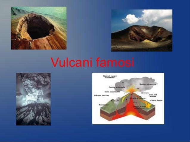 Vulcani famosi