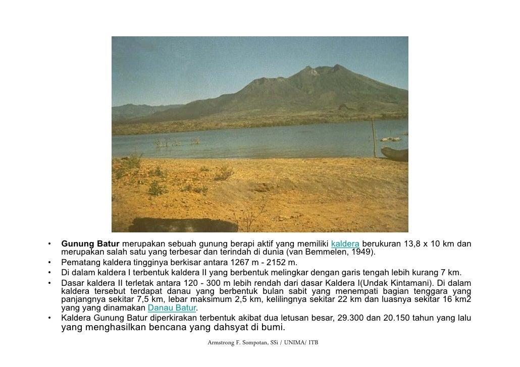 Bali Volcano Eruption Date >> Volcanology And Geothermal Of Lesser Sunda Islands