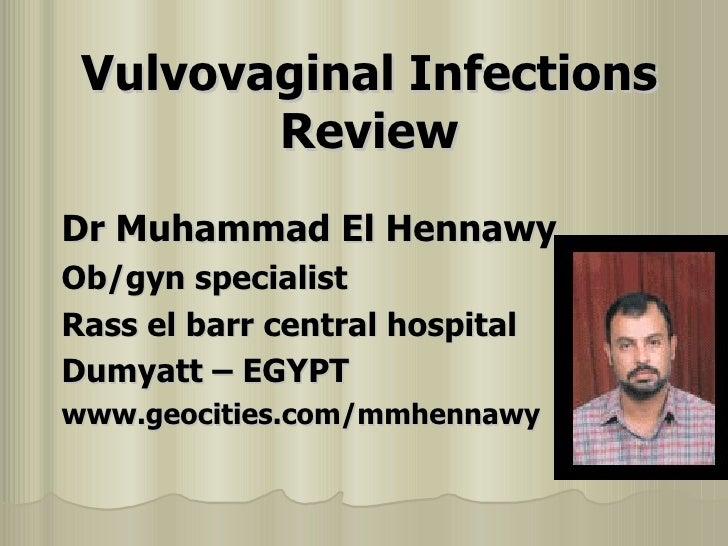 vulvo vaginal infection