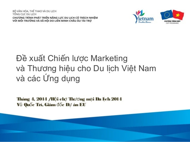 Vu quoc tri marketing and branding presentation vn