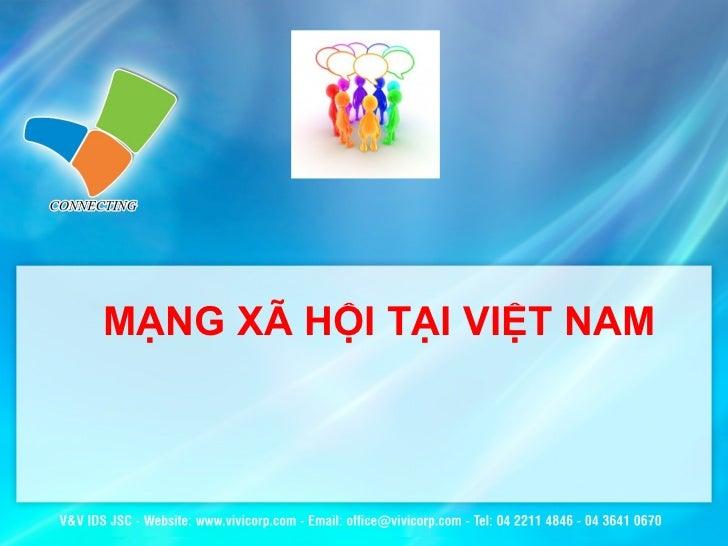 100 mang xa hoi lon nhat Viet Nam - vivicorp.com