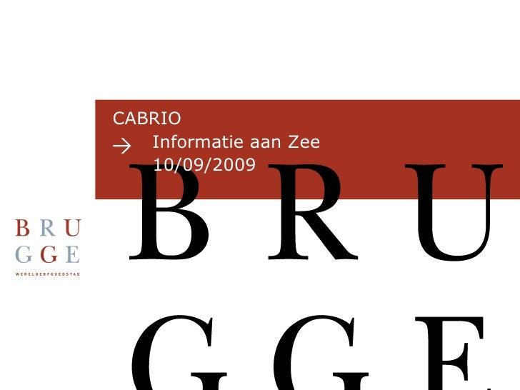Cabrio (VVBAD Informatie Aan Zee)