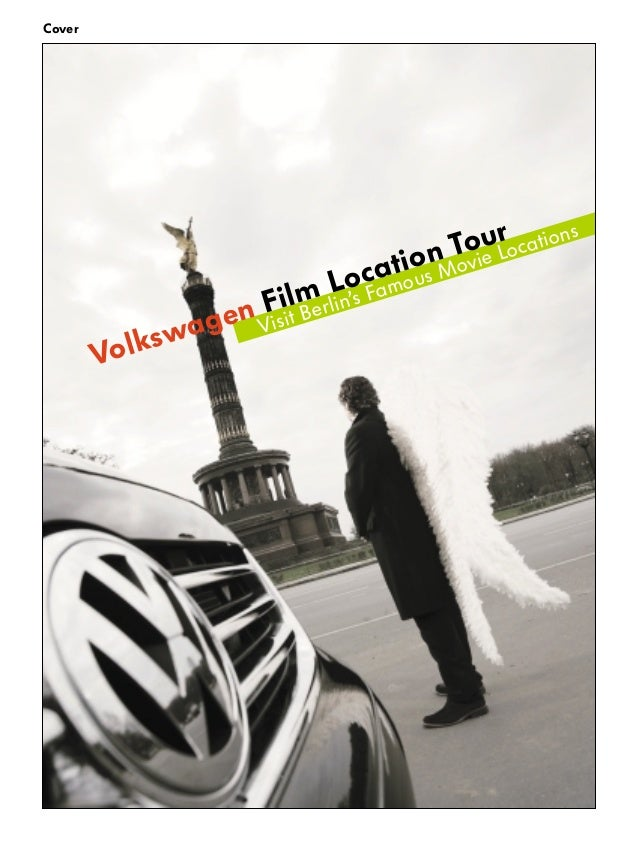 Visit Berlin's Famous Movie Locations Volkswagen Film Location Tour Cover