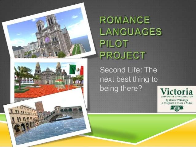 Immersive Language Pilot Project