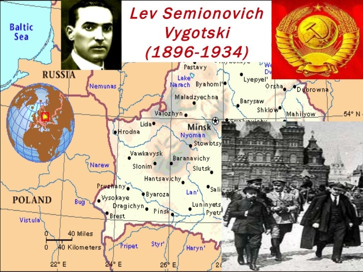 Lev Semionovich     Vygotski   (1896-1934)