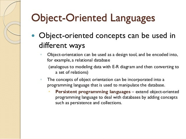 a look at the object oriented language sather Sather is an object oriented language designed to be simple, efficient, safe, flexible and non-proprietary one way of placing it in the space of languages is to say that it aims to be as efficient as c, c++, or fortran, as elegant as and safer than eiffel, and support higher-order functions and iteration abstraction as well as common lisp.