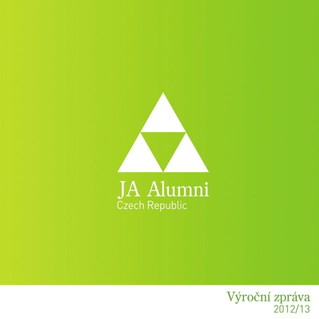 KONTAKT JA Alumni Czech Republic Jindřišská 939/20 110 00 Praha 1 +420 604 843 281 www.jaalumni.cz info@jaalumni.cz fb.com...