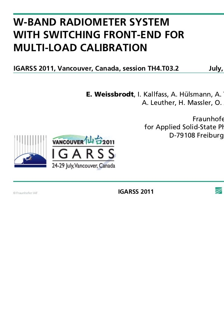 W-BAND RADIOMETER SYSTEM WITH SWITCHING FRONT-END FOR MULTI-LOAD CALIBRATION.pdf