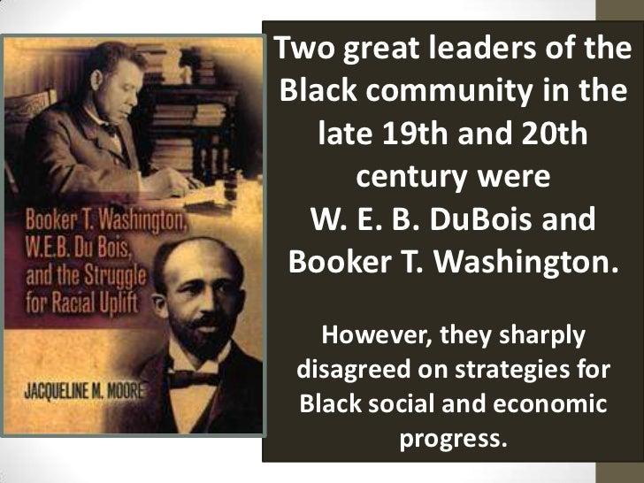 Web Dubois Essay