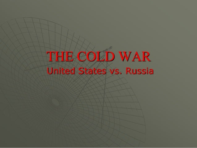 W.h. the cold war (2)