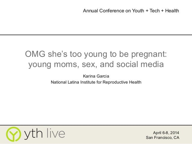 Young Moms, Sex and Social Media