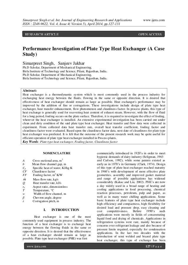 Simarpreet Singh et al. Int. Journal of Engineering Research and Applications www.ijera.com ISSN : 2248-9622, Vol. 4, Issu...