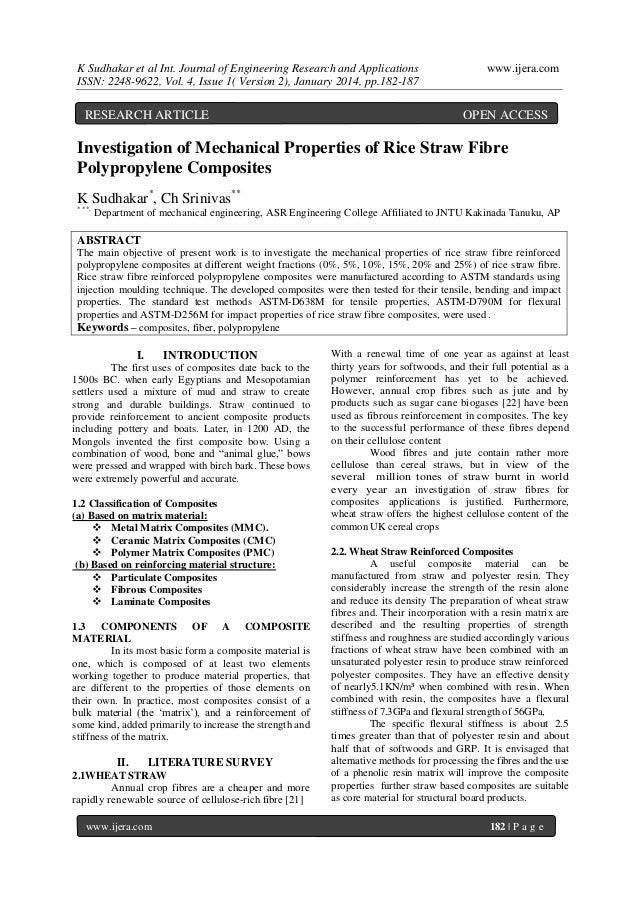 K Sudhakar et al Int. Journal of Engineering Research and Applications ISSN: 2248-9622, Vol. 4, Issue 1( Version 2), Janua...