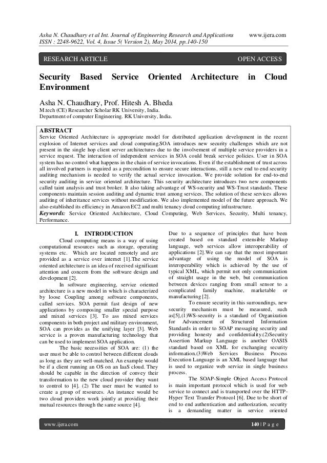 Asha N. Chaudhary et al Int. Journal of Engineering Research and Applications www.ijera.com ISSN : 2248-9622, Vol. 4, Issu...
