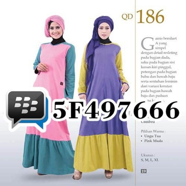 Wa 085217526877 Gamis Baju Busana Muslim Trend 2017 Terbaru