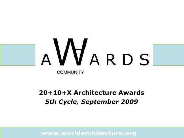 WA 5. Cycle Fullcourseware, September 2009