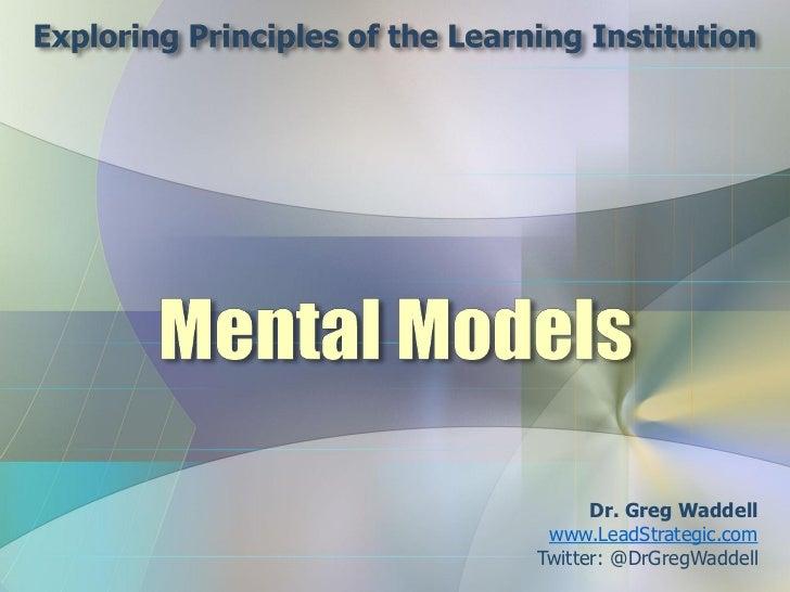 Dr. Greg Waddell www.LeadStrategic.comTwitter: @DrGregWaddell