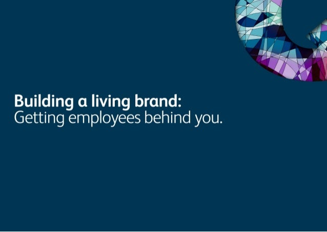 Reputation in Oil, Gas and Mining 2014: How to engage employees when undergoing a rebrand
