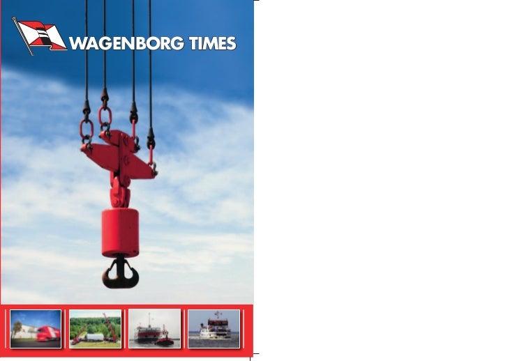 WAGENBORG TIMES16e jaargang nr. 4 - december 2007
