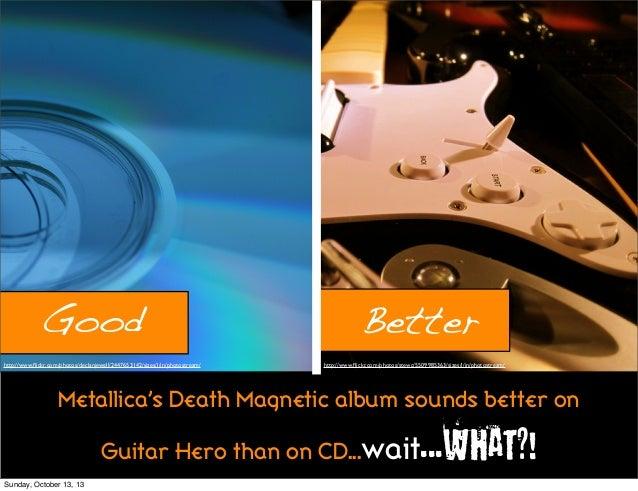 Good http://www.flickr.com/photos/declanjewell/2447653142/sizes/l/in/photostream/  Better http://www.flickr.com/photos/stewc...