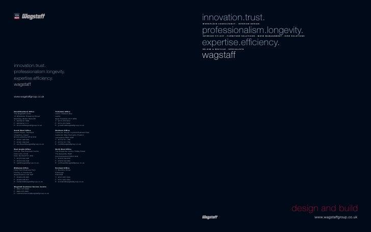 Wagstaff Design & Build 2012   Email