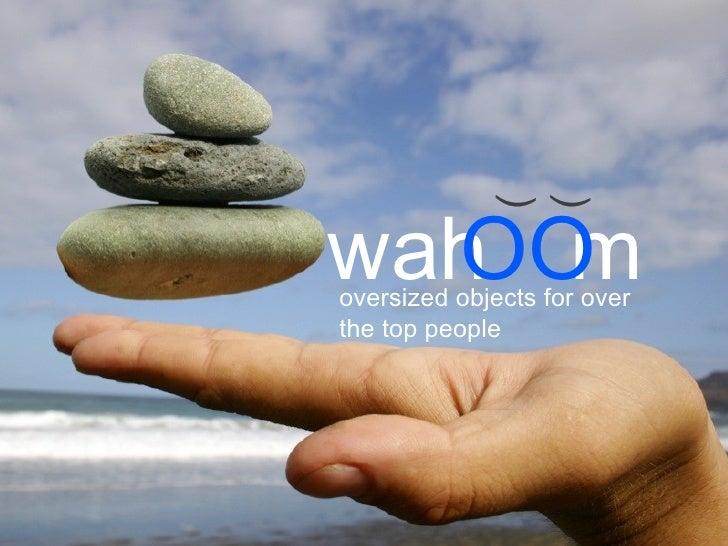wahoom.com : soon to a computer near you