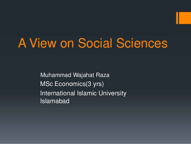 Wajahat (social science)