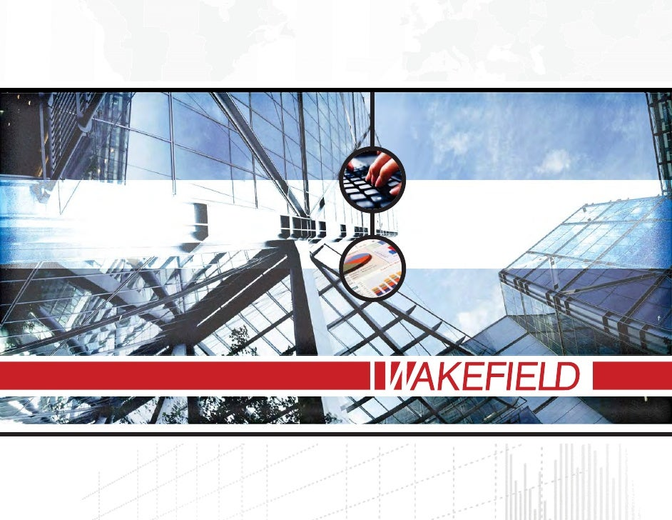Who We Are     Wakefield is a market research consultancy specializing in     strategic and tactical research for corporate...