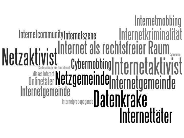 Wake the Blog - von Datenkraken und Internettätern
