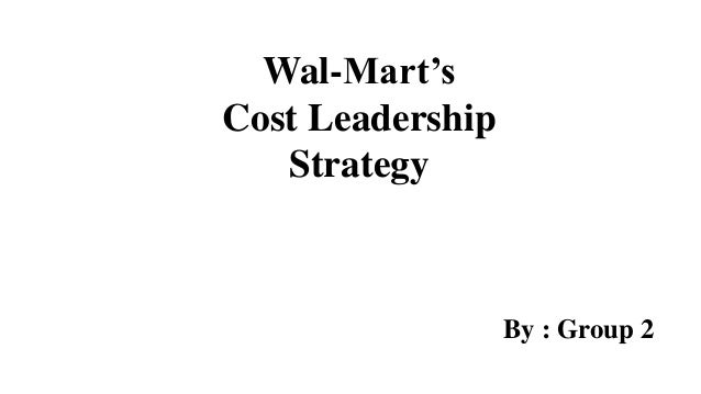 competitive strategies for wal mart Walmart's marketing mix (4ps) analysis & recommendations  walmart form 10-k, 2015 wal-mart  or mirrored without written permission from panmore institute.