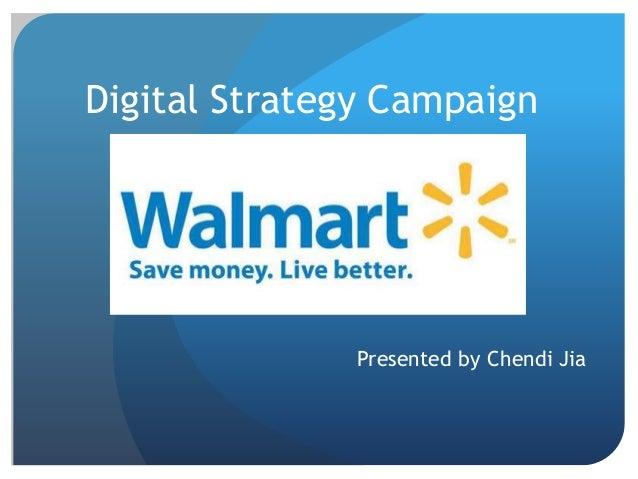 walmart strategy case study