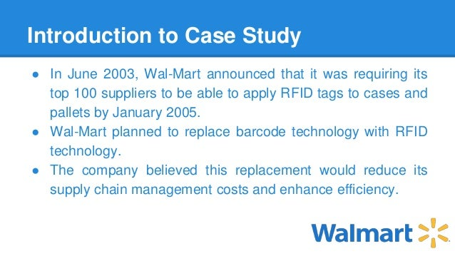 wal-mart case study strategic management Case study: wal-mart's competitive advantage the management strategies of wal-mart emphasize its workforce and its corporate culture strategic management.