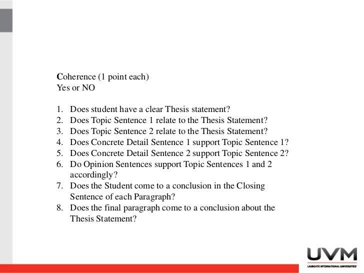 thesis statement concrete details