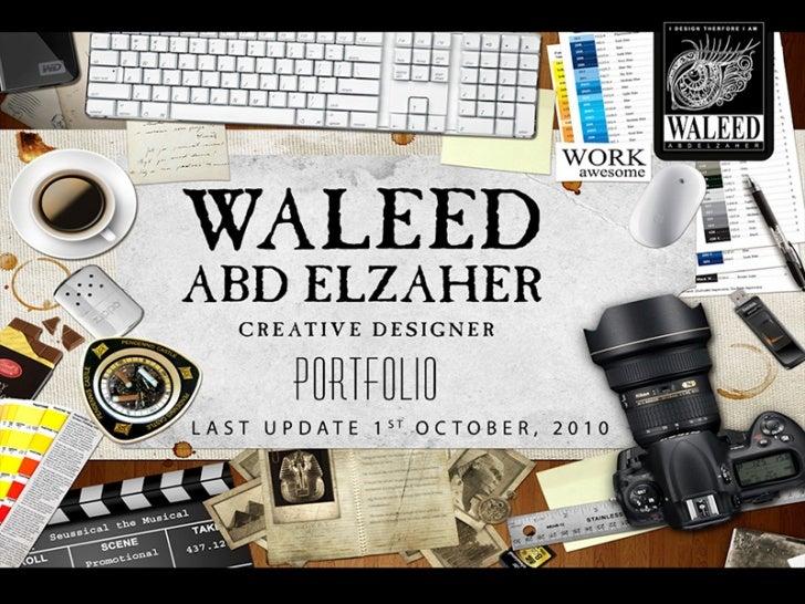 Waleed Portfolio