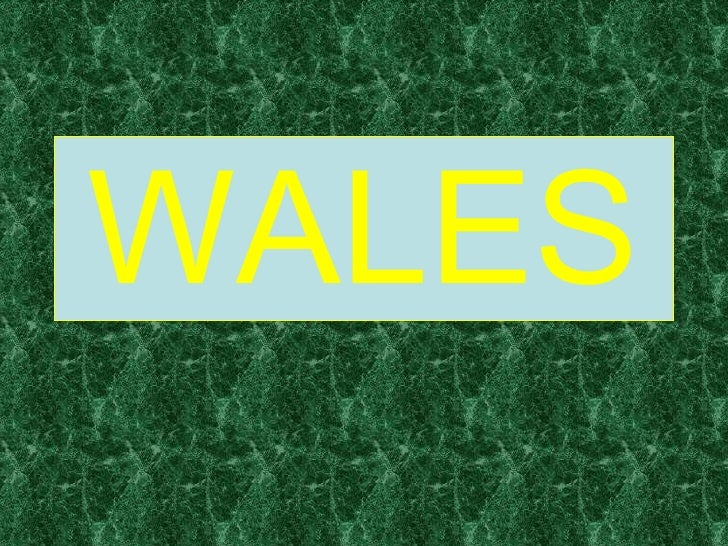 Wales, Amadeo