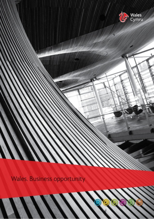 Wales. Business opportunity