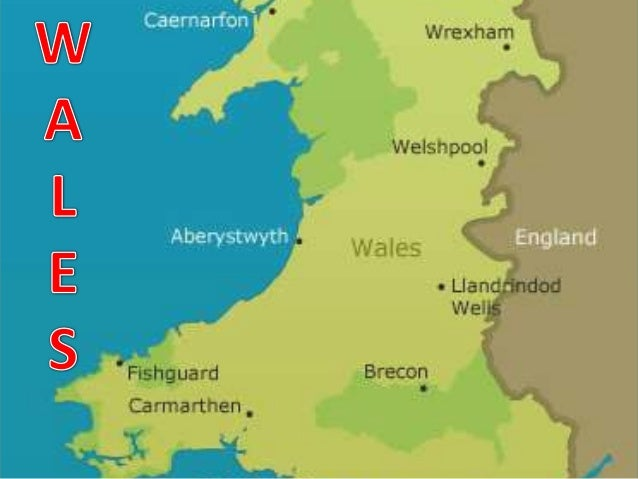 Facts About Wales • The capital of Wales is Cardiff (where we are from). • The population is 341,054 people. • We use the ...