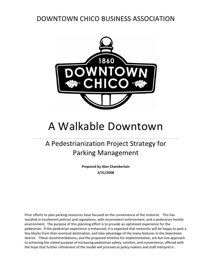 Walkable Downtown Final 4 4