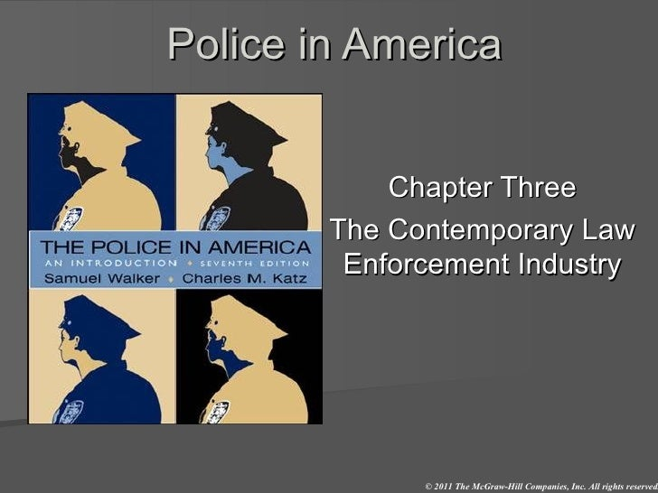 the challenges of contemporary policing essay