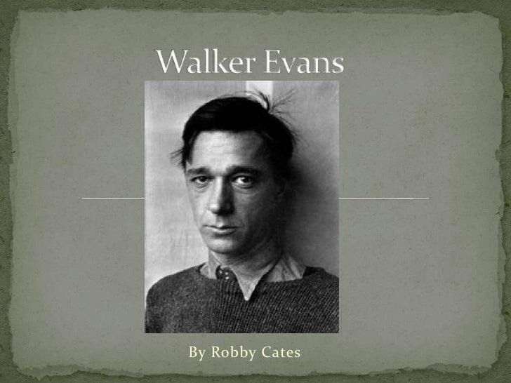Evans / Cates