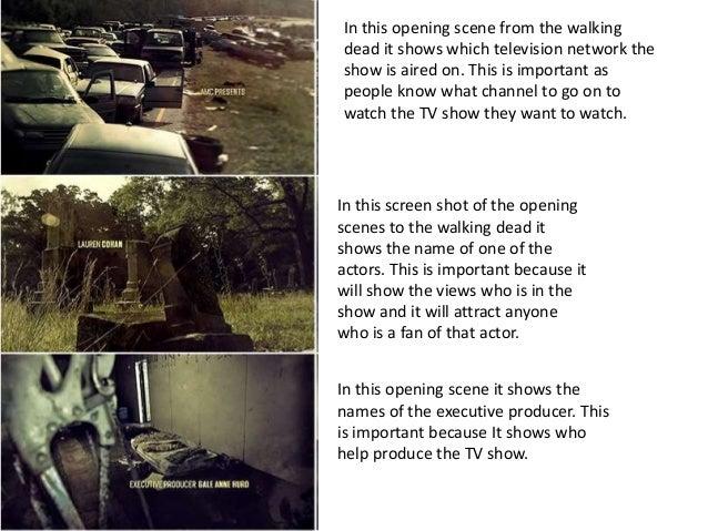 Walking Dead Powerpoint From The Walking Dead it