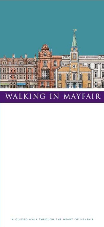 Walking in Mayfair