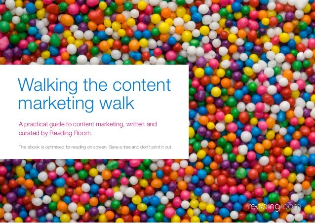 Walking the Content Marketing Walk