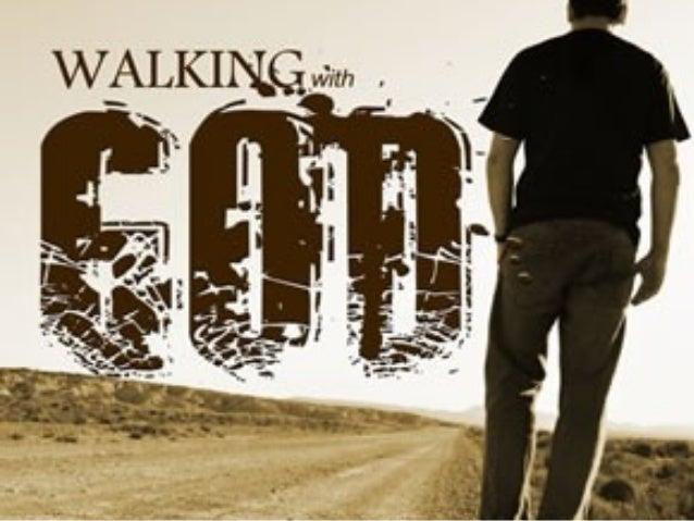 Walking with god deuteronomy