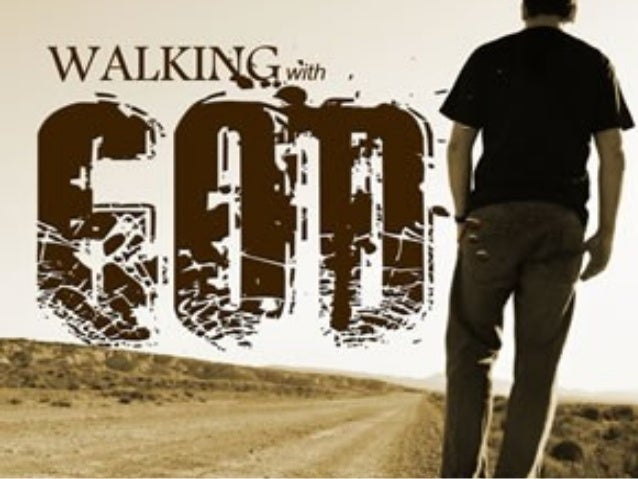Walking with god  judges