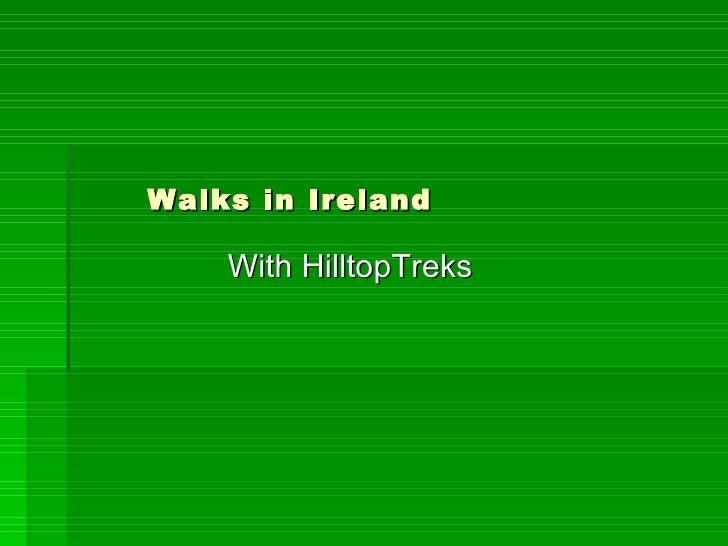 Walks In Ireland