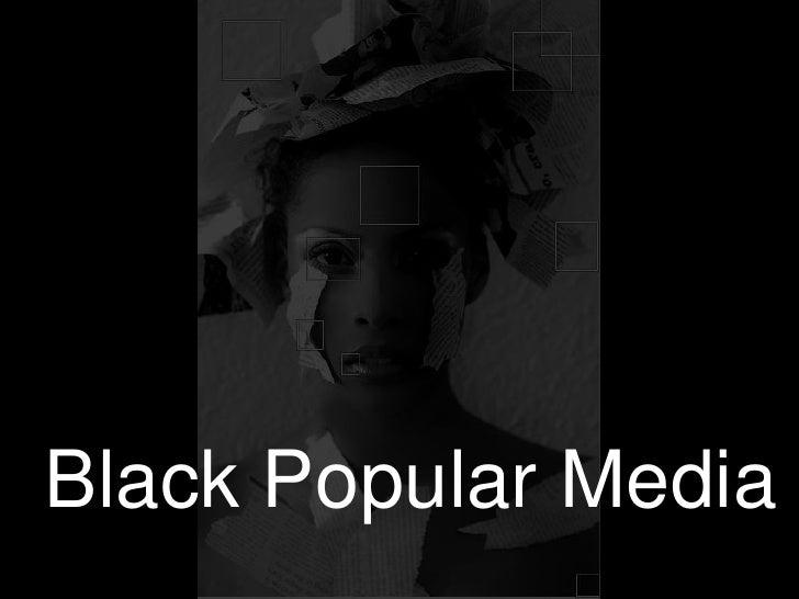 Wallace Mack Black Popular Media