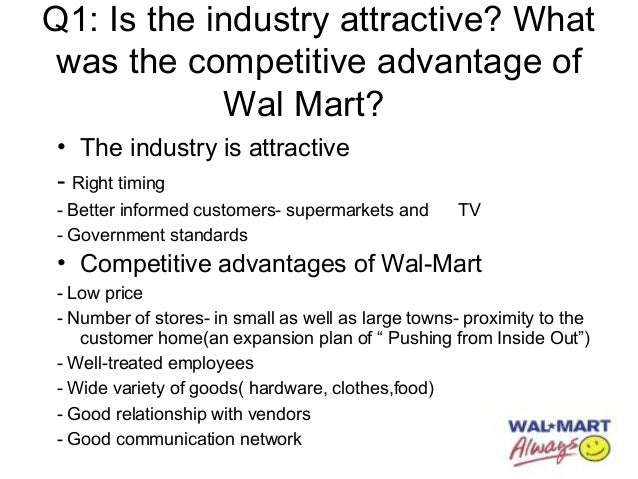 How Walmart Model Wins With