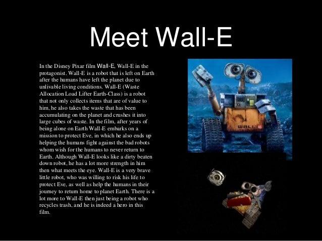 wall-e analysis essay