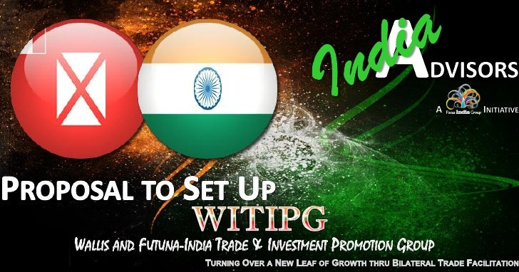 Wallis and Futuna India Trade & Investment Promotion Group